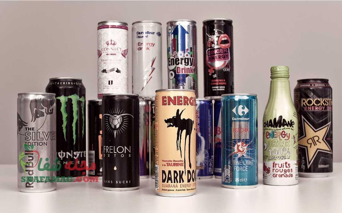 نوشیدنی های انرژی زا و تاثیر آنها روی قلب