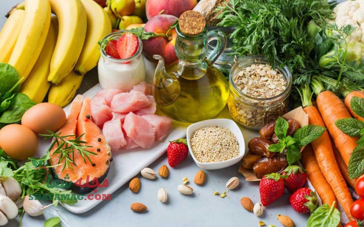 عادت غذایی برای لاغر شدن