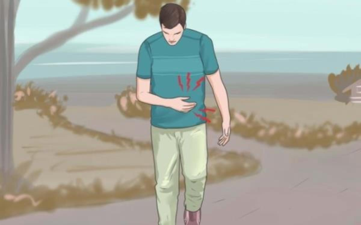 علائم درد آپاندیس