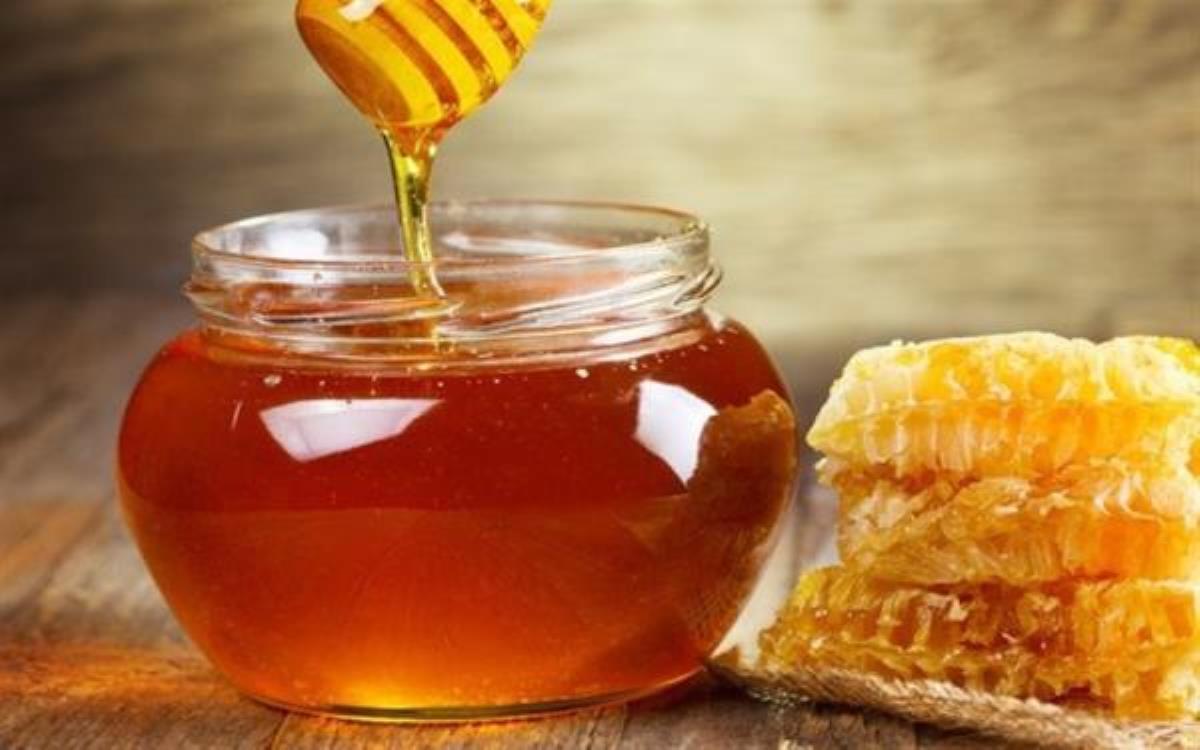 درمان خانگی زخم با عسل