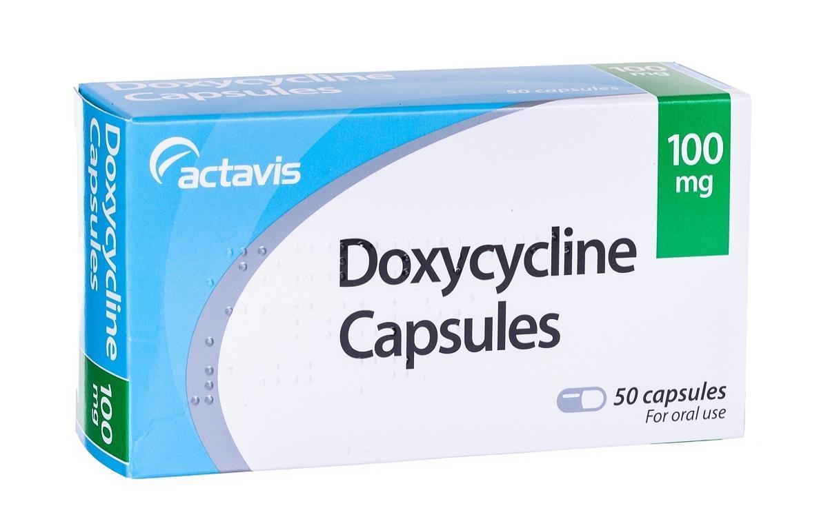 اطلاعات دارویی داکسی سایکلین