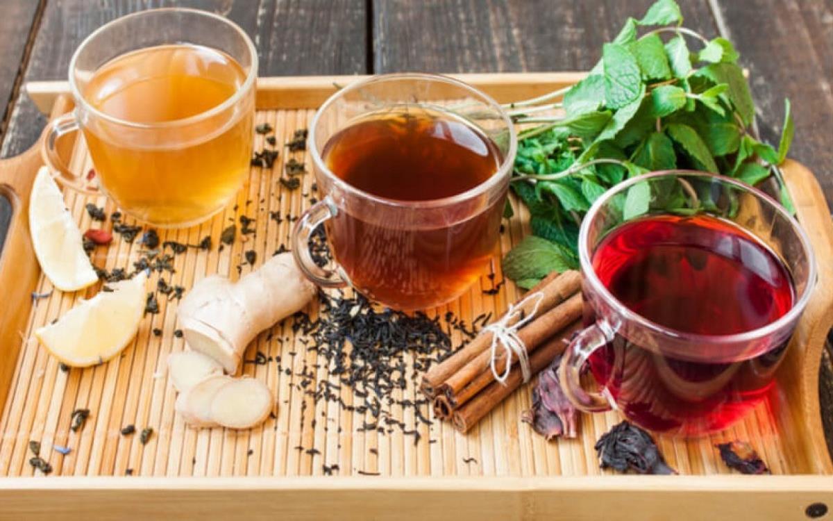 دمنوش مفید برای سرماخوردگی