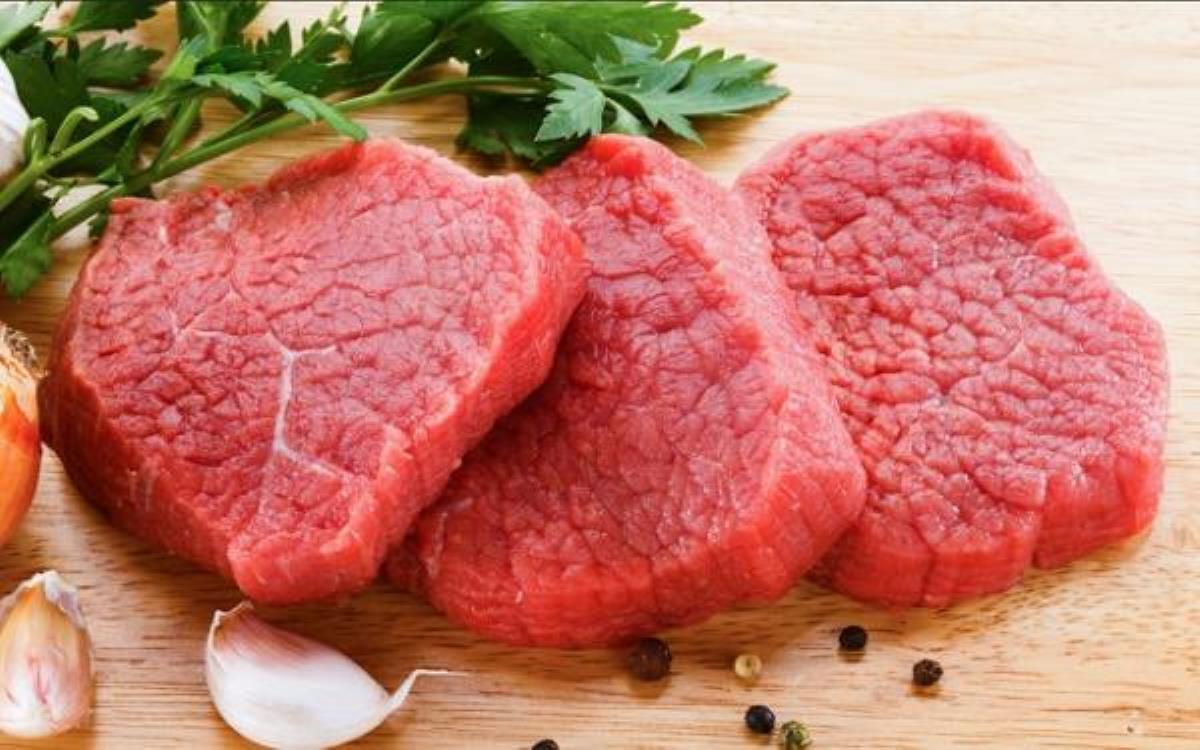 گوشت ارگانیک و غیرارگانیک