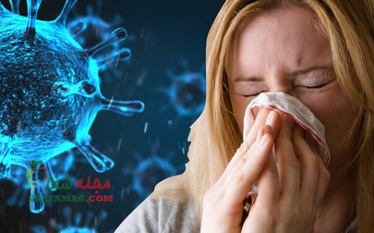 علائم اولیه انفولانزا