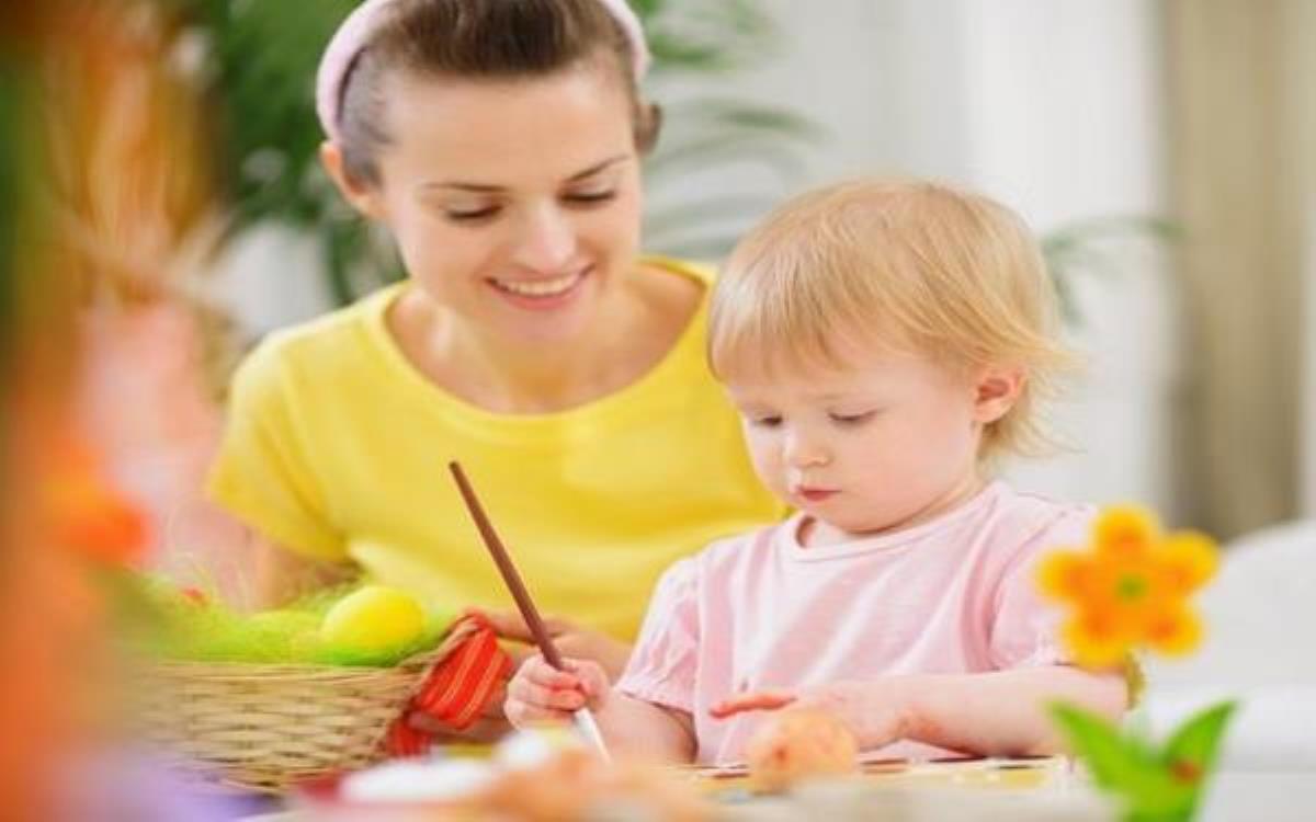 نقش والدین در خلاقیت کودکان