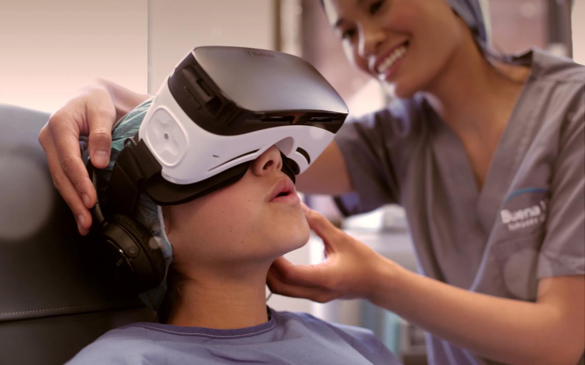 کاهش درد زایمان با تکنولوژی واقعیت مجازی