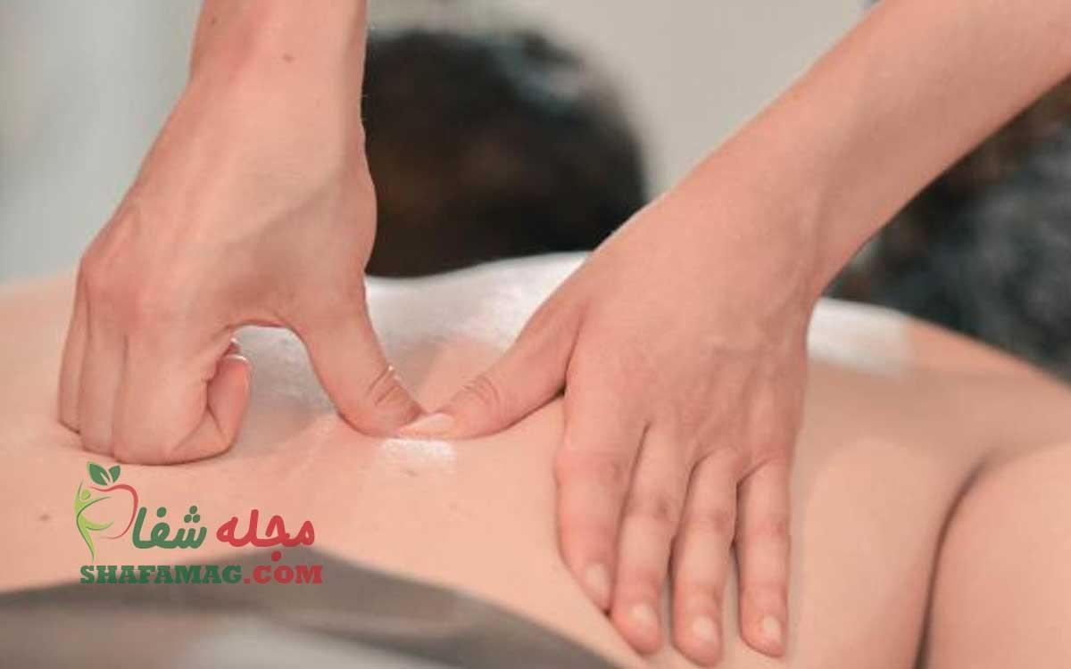 درمان سریع یبوست با ماساژ