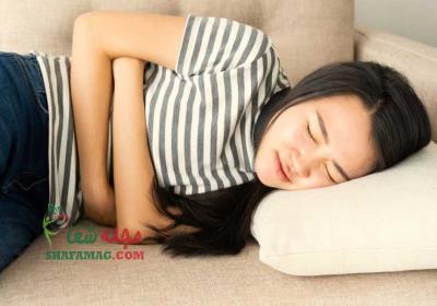 درد معده بعد از بیدار شدن از خواب