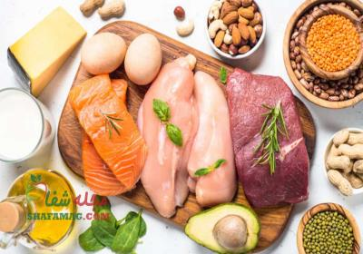 برنامه غذایی رژیم لاغری اتکینز
