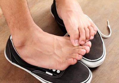 درمان بوی بد پا چیست