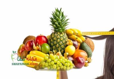 چه میوه ای برای رشد مو خوب است