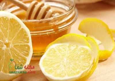 ماسک لیمو برای لک پوست