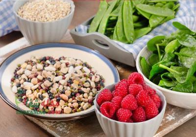 مواد غذایی برای درمان یبوست