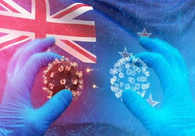 نیوزیلند یک آزمایشگاه جهانی در مهار کرونا