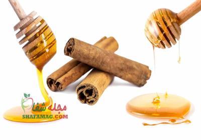 خواص عسل و دارچین برای لاغری