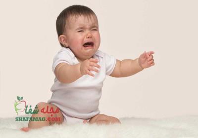 چگونه گریه نوزاد را آرام کنیم