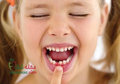 چرا دندان شیری باید درمان شود