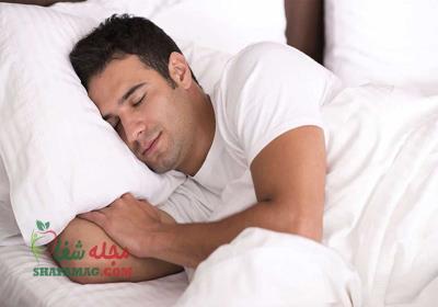 عوارض خوابیدن با شکم گرسنه