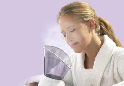 فواید بخور گرم برای پوست صورت