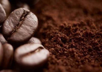 اسکراب قهوه و نارگیل