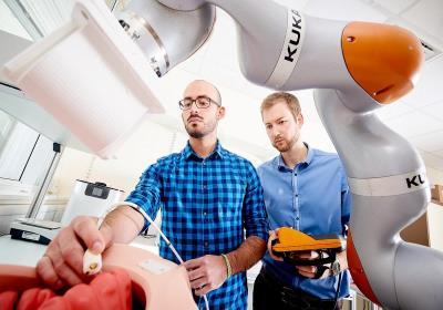 کپسول ربات که جایگزین کولونوسکوپی میشود