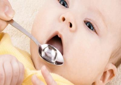 قطره آهن برای کودک