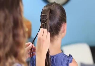 عوارض بستن موهای دم اسبی