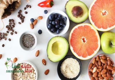 مواد غذایی برای درمان آنفولانزا