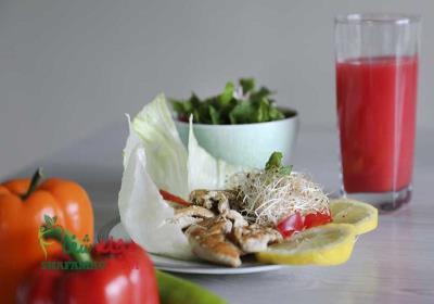 برای زایمان طبیعی راحت چه بخوریم