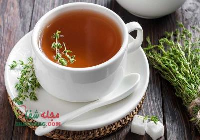 دمنوش گیاهی برای درمان سردرد میگرنی