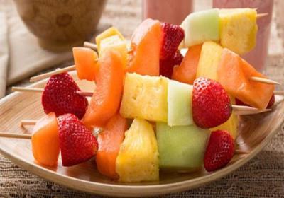 میوه هایی که فیبر بالایی دارند