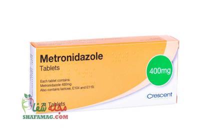 مصرف قرص مترونیدازول برای عفونت واژن