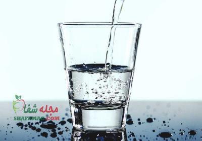 رژیم آب درمانی برای لاغری