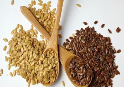 طریقه مصرف بذر کتان برای لاغری شکم