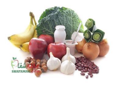 غذای پربیوتیک دار