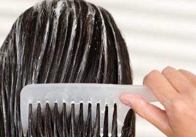 نحوه صحیح شستن موی سر