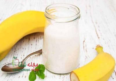 رژیم شیر و موز
