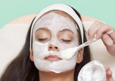 ماسک شیر برای پوست