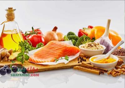 مواد غذایی کاهش دهنده التهاب