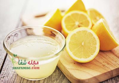 درمان سریع شوره سر با لیمو