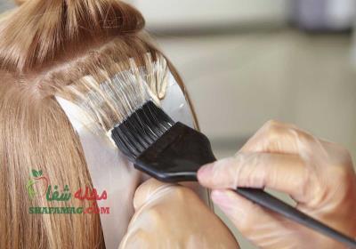 عوارض رنگ کردن زیاد مو چیست؟
