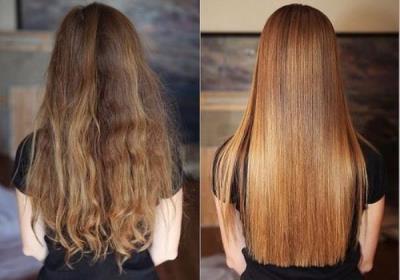 توصیه های موثر برای داشتن موهای صاف
