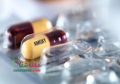 آموکسی سیلین برای معده