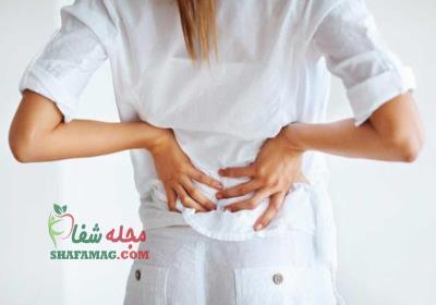 کمردرد در بارداری نشانه چیست