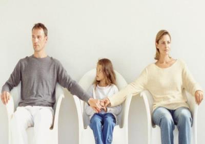 رابطه والدین با فرزند بعد از طلاق