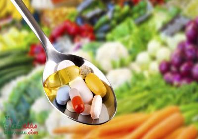 بهترین زمان برای مصرف ویتامین ها