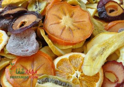 میوه خشک چه خاصیتی دارد