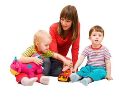 پرستار بچه و کنار آمدن کودک با پرستار