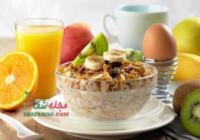 صبحانه مناسب برای کبد چرب