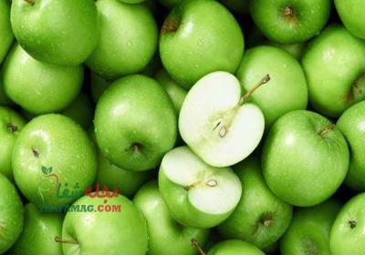 خواص و مضرات سیب سبز برای سلامتی